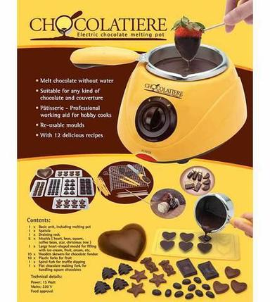 Шоколадница-фондю электрическая Chocolatiere MLK6071, фото 2