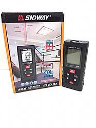 Лазерный дальномер Sndway SW-T4S - Лучший бюджетный дальномер