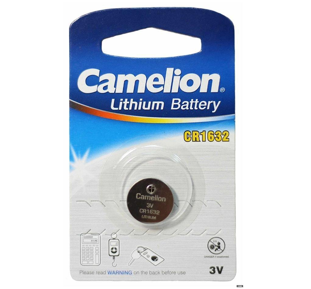 Батарейка Camelion CR1632-BP1 Lithium Battery 3V (1 шт.)