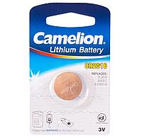 Батарейка Camelion CR2016-BP1 Lithium Battery 3V, 220 mAh (1 шт.)