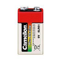 Батарейка Camelion крона 6LR61-BP1, Plus Alkaline, 6F22, 9V, 680 mAh (1 шт.), фото 1