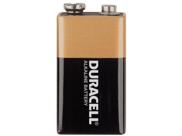 Батарейка Duracell крона 9V MN1604 (1 шт.)