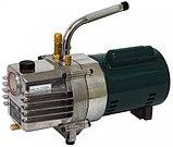 Насос вакуумный пластинчато-роторный двухступенчатый ADVAVAC-7SR, однофазный, 220В, фото 2
