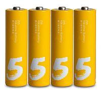 Батарейки Xiaomi АА ZMI ZI5 Rainbow AA524, 5AA, 1.5V (24 шт), фото 1