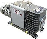 Насос вакуумный пластинчато-роторный двухступенчатый ADVAVAC-90, трехфазный, 220/380В, фото 3