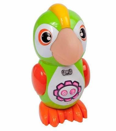 Игрушка интерактивная «Умный попугай» 7496, фото 2
