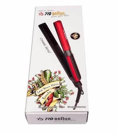 Выпрямитель для волос Braun BR-9225, фото 2
