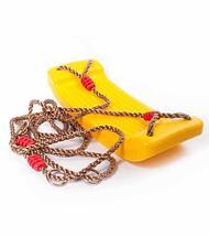 Качели подвесные Just Fun (Желтый), фото 3