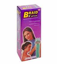 Инструмент для плетения косичек Braid X-press, фото 2