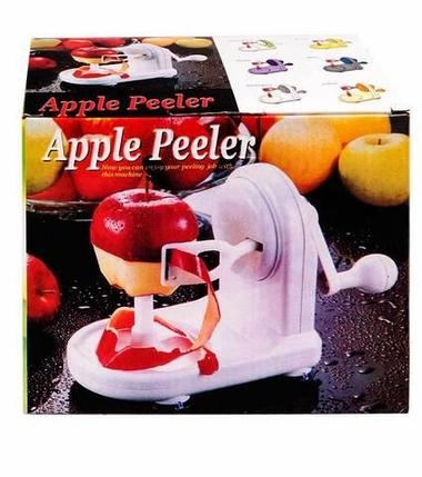 Машинка для чистки яблок механическая Apple Peeler, фото 2