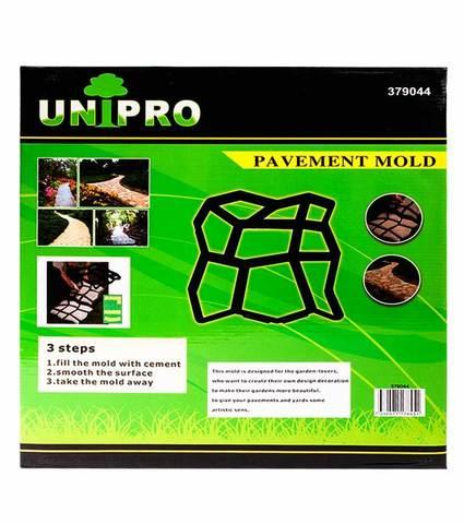 Форма-опалубка для изготовления садовой дорожки UNIPRO 379044