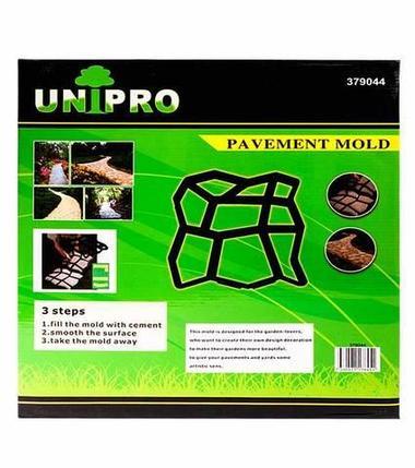 Форма-опалубка для изготовления садовой дорожки UNIPRO 379044, фото 2