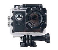 Экшн-камера с пультом управления SOOCOO S100 Pro [WiFi, 4K, GPS, Ultra HD]