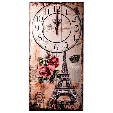 """Часы-картина настенные c кварцевым механизмом «Accent» (""""Виноград""""), фото 2"""