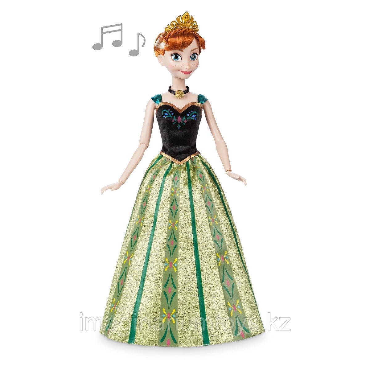 Кукла Анна поющая Disney Frozen