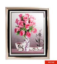 Картина со стразами «Букет цветов» (PCT-04), фото 3