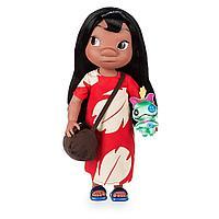 Кукла Лило в детстве из м/ф «Лило и Стич»