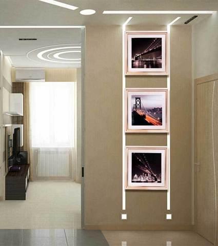Триптих студии Nubia Group [комплект из 3-х картин] (PCT-01)
