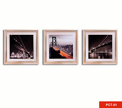 Триптих студии Nubia Group [комплект из 3-х картин] (PCT-03), фото 2