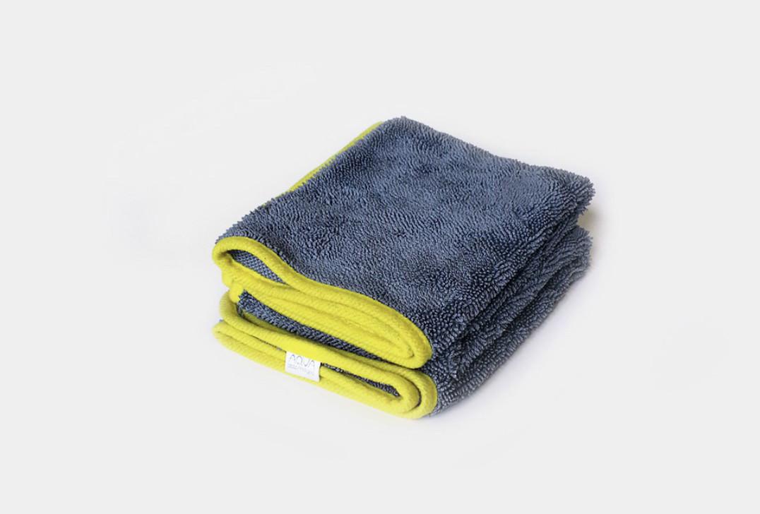 Эко-полотенце для машины AQUAMAGIC Luxe