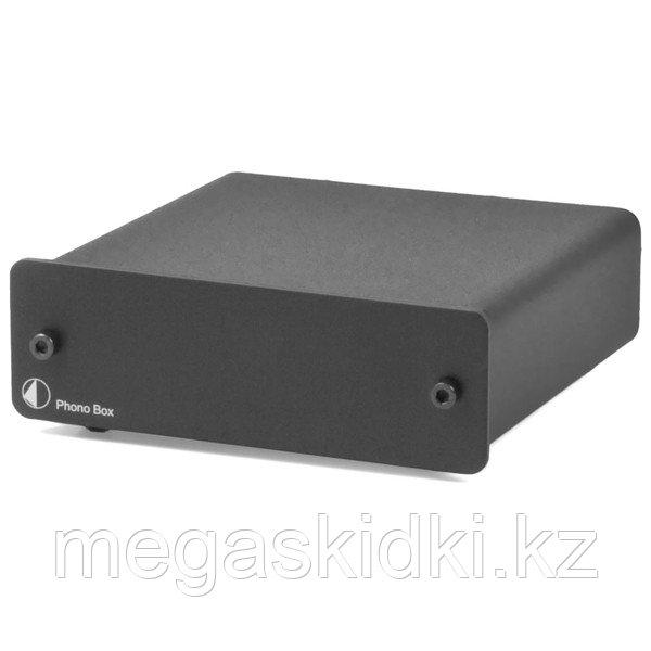 Фонокорректор Pro-Ject Phono Box DC Черный