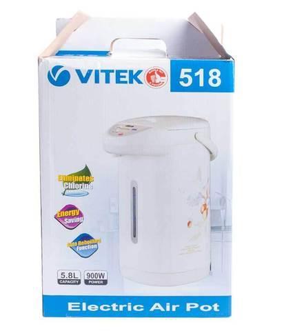 Термопот VITEK VT-518 [3.8, 4.8, 5.8, 6.8 л] (5.8) - фото 2