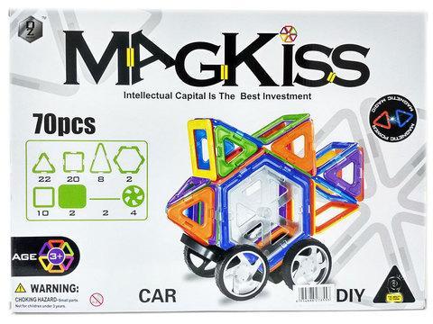Магнитный конструктор MAGKiss (56)
