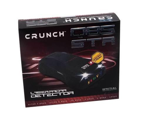 "Радар-детектор [антирадар] против ""Стрелки"" Crunch Q85, фото 2"