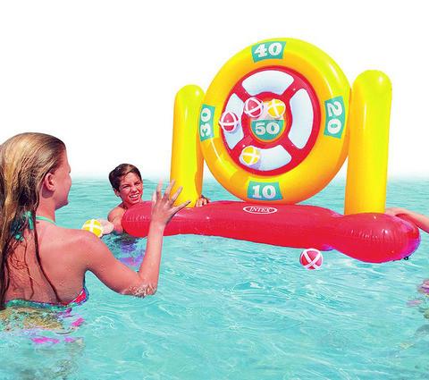 Игра для бассейна «Дартс на воде» Intex 56509