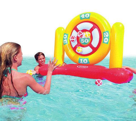 Игра для бассейна «Дартс на воде» Intex 56509, фото 2