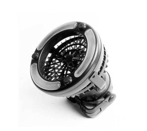 Светильник-вентилятор беспроводной Happy Camper, фото 2