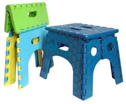 Складной стульчик E-Z FOLDZ (22 см), фото 2