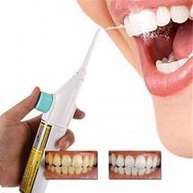 Ирригатор полости рта портативный механический Power Floss, фото 3