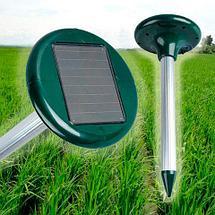 Ультразвуковой отпугиватель грызунов на солнечной батарее Solar Repeller [Солар Репеллер], фото 2