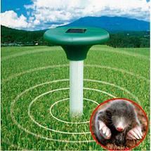 Ультразвуковой отпугиватель грызунов на солнечной батарее Solar Repeller [Солар Репеллер], фото 3
