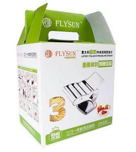 Лапшерезка механическая FLYSUN FYY3150 (Тройная)