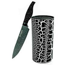 Подставка для ножей универсальная Universal Block (Черный), фото 2