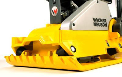 Виброплита бензиновая Wacker Neuson WP2050A, фото 2