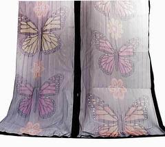 Антимоскитная сетка-штора на магнитах Magic Mesh Butterfly, фото 3