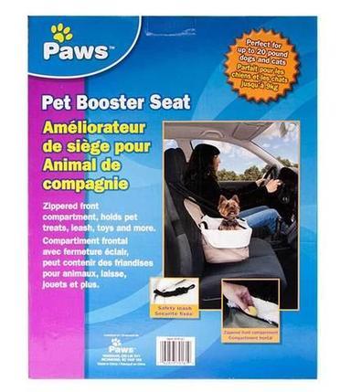 Бустер-сумка автомобильный для домашних животных Paws 79161, фото 2