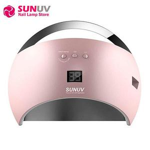 Лампа для маникюра/педикюра SUNUV Sun 6 с LED подсветкой