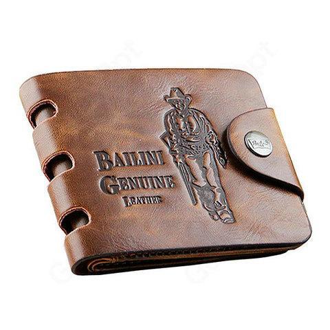 Портмоне мужское BAILINI Genuine Leather