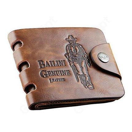 Портмоне мужское BAILINI Genuine Leather, фото 2