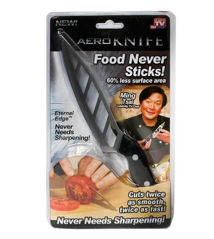 Нож кухонный для нарезки Aero Knife