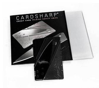 Нож-кредитка складной Iain Sinclair CardSharp 2