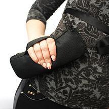 Сумка складная Magic Bag [25 л] с кармашками и чехлом (Оранжево-черная), фото 2