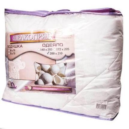 Одеяло из шелкопряда ФАБРИКА СНОВ (Двуспальный), фото 2
