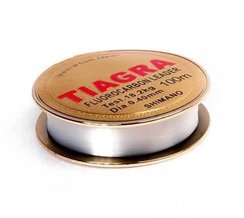 Леска рыболовная TIAGRA [0.4/0.5 мм, 100м] (0.2 мм), фото 2