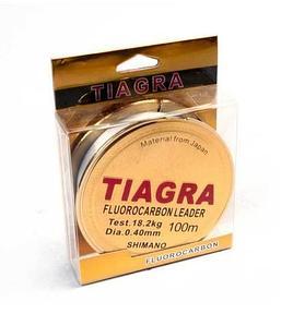 Леска рыболовная TIAGRA [0.4/0.5 мм, 100м] (0.5 мм)