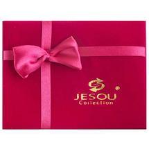 Подарочный набор женских украшений «Восхищение» JESOU [3908] (Ромбик), фото 3